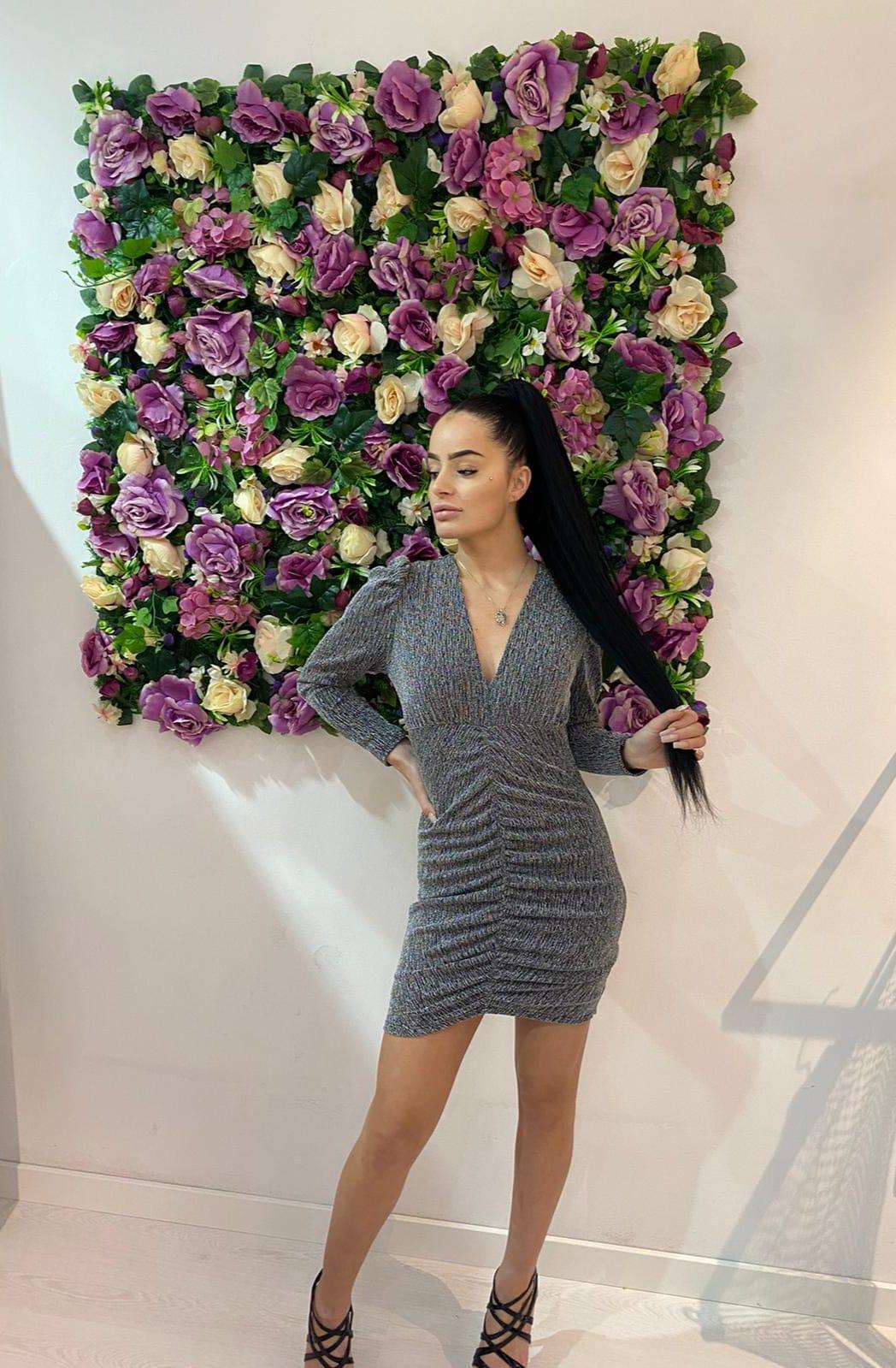 party glitter dress
